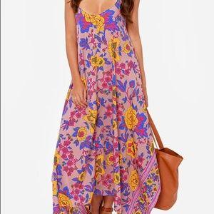 Billabong - Mystic Pearl Blush Maxi Dress